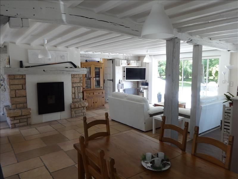 Vente de prestige maison / villa Autheuil authouillet 499000€ - Photo 2