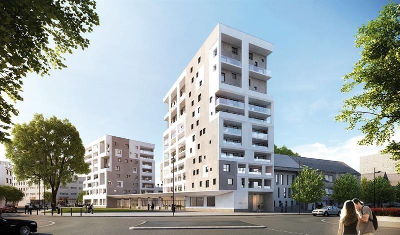 Programme neuf Nantes - Appartement T2 NANTES Champ de Mars - 48.6 m²