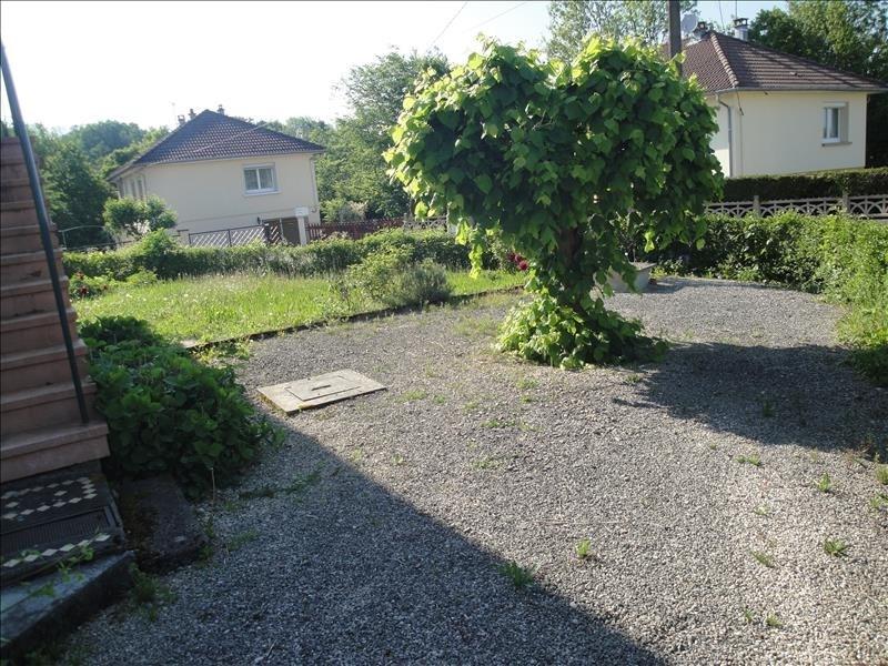 Revenda casa Dampierre les bois 118000€ - Fotografia 4