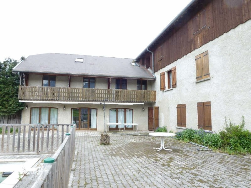 Revenda residencial de prestígio casa Allevard 579000€ - Fotografia 2