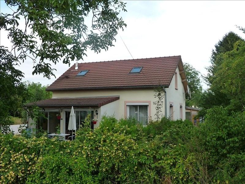 Sale house / villa St jean de losne 168300€ - Picture 2