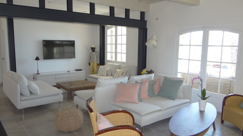 Vacation rental house / villa Cavalaire sur mer 3 500€ - Picture 9