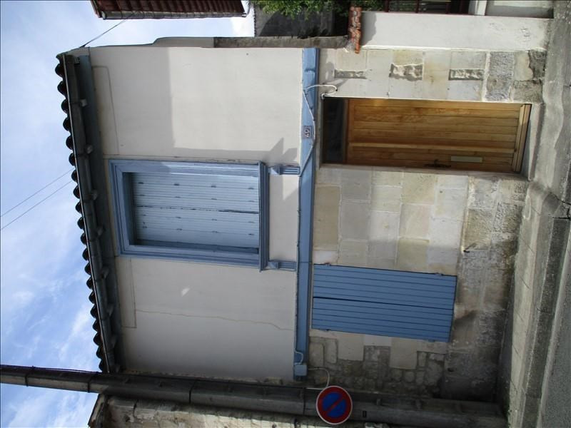 Rental house / villa St jean d angely 492€ CC - Picture 2