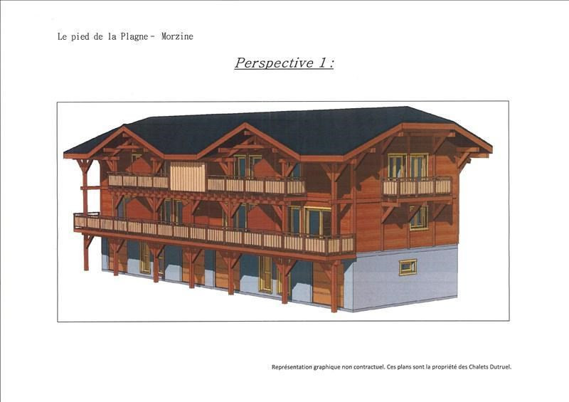 Sale house / villa Morzine 473 000€ - Picture 1