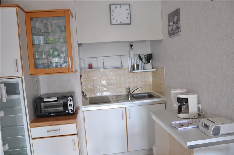 Vente appartement Balaruc les bains 120000€ - Photo 2