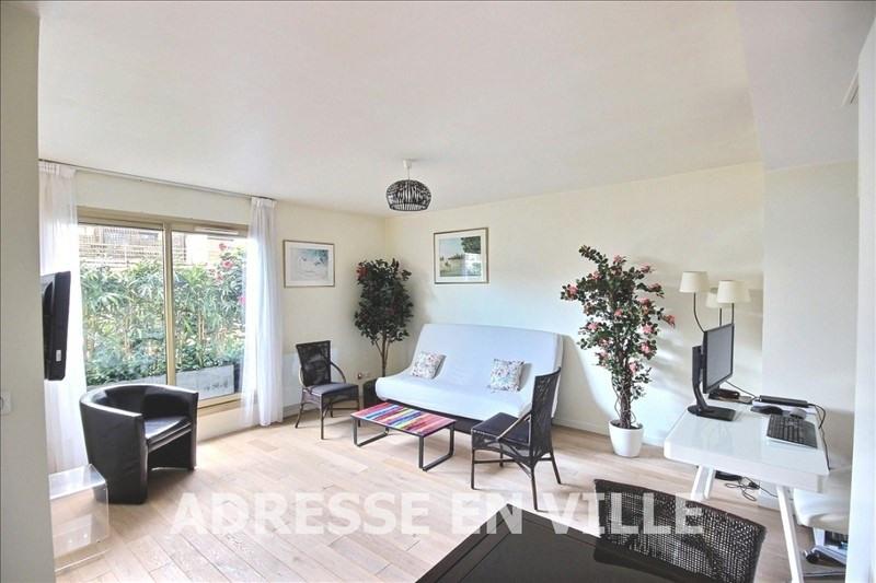 Sale apartment Levallois perret 265000€ - Picture 2