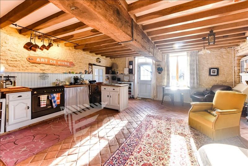 Vente maison / villa Saint amand en puisaye 96000€ - Photo 3