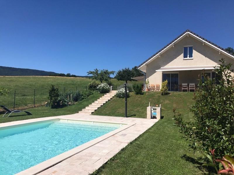 Vente maison / villa Aix les bains 535000€ - Photo 1
