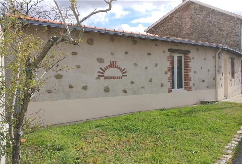 Sale house / villa La haie fouassiere 162900€ - Picture 1