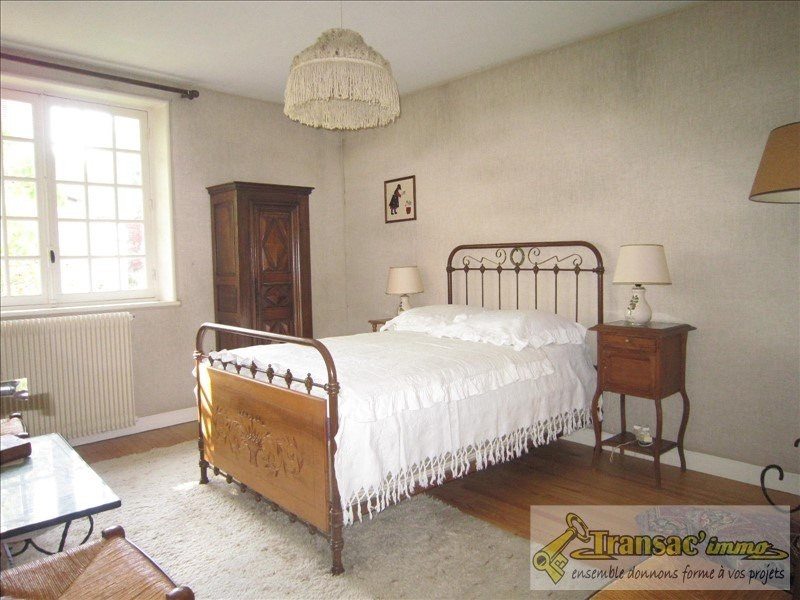 Sale house / villa Escoutoux 128400€ - Picture 2
