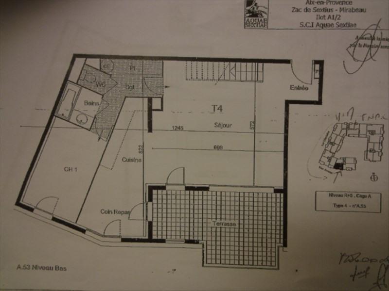 Deluxe sale apartment Aix en provence 735000€ - Picture 7
