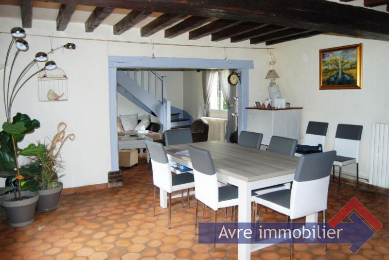 Vente maison / villa Verneuil d avre et d iton 211000€ - Photo 8
