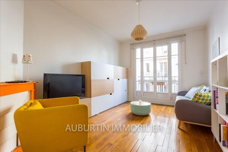 Vente appartement Paris 18ème 435000€ - Photo 3
