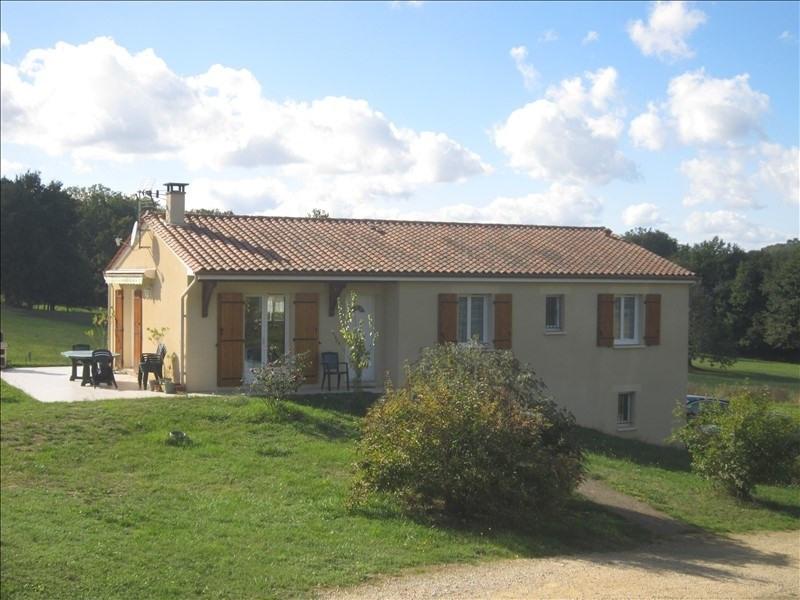 Sale house / villa St martial de nabirat 215000€ - Picture 1