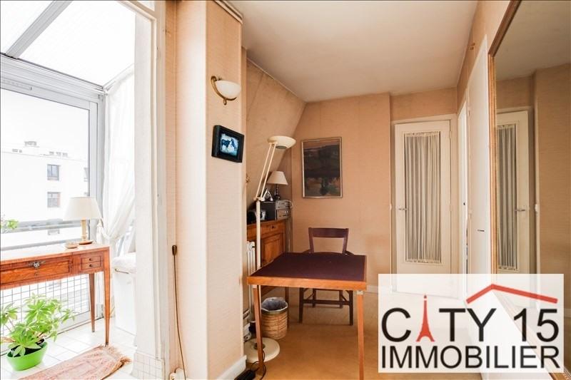 Investimento apartamento Paris 15ème 580000€ - Fotografia 10