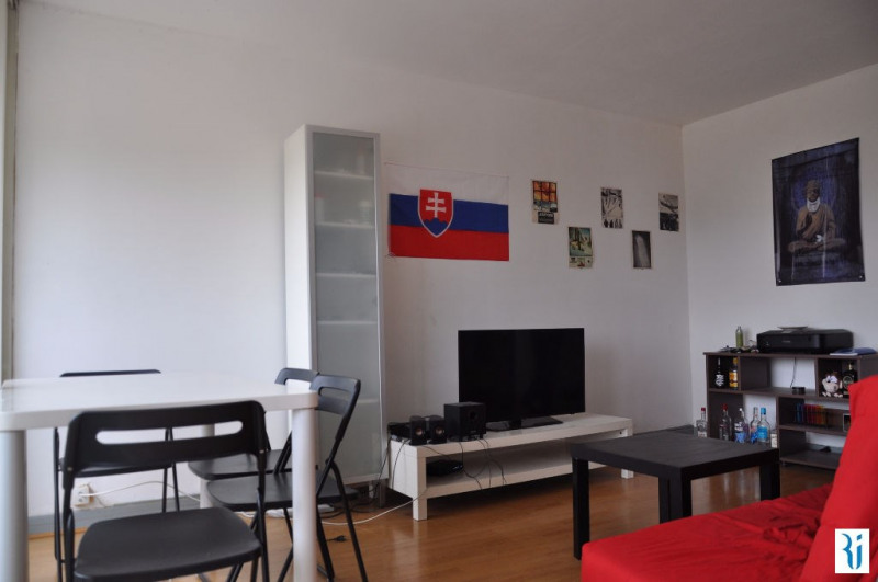 Vente appartement Rouen 137 000€ - Photo 2