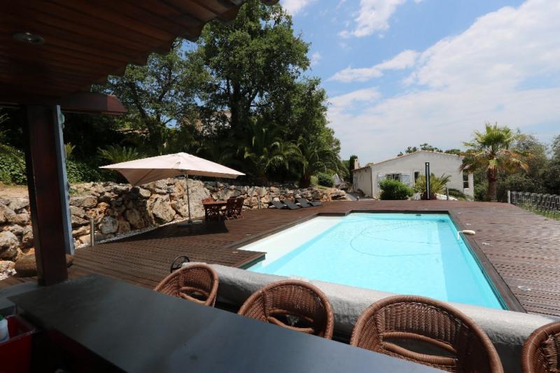 Deluxe sale house / villa Gattieres 830000€ - Picture 4