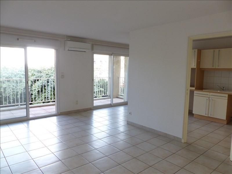 Sale apartment Beziers 111000€ - Picture 2