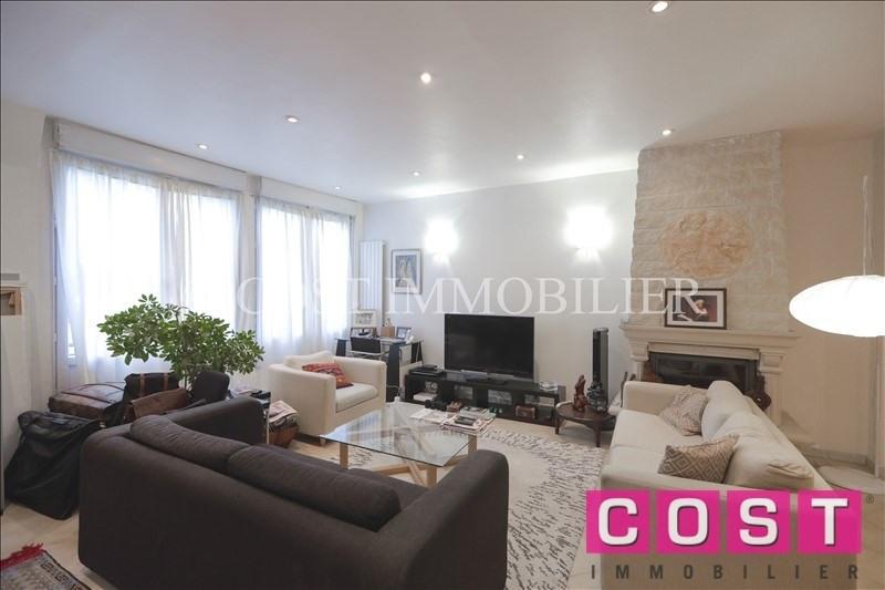Venta  casa Asnieres sur seine 480000€ - Fotografía 5