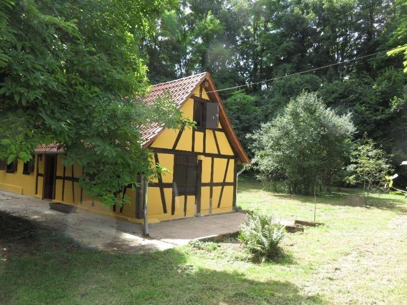 Vente maison / villa Eckwersheim 199500€ - Photo 1
