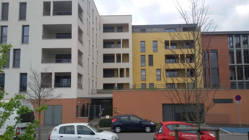 Rental apartment Toulouse 760€ CC - Picture 1