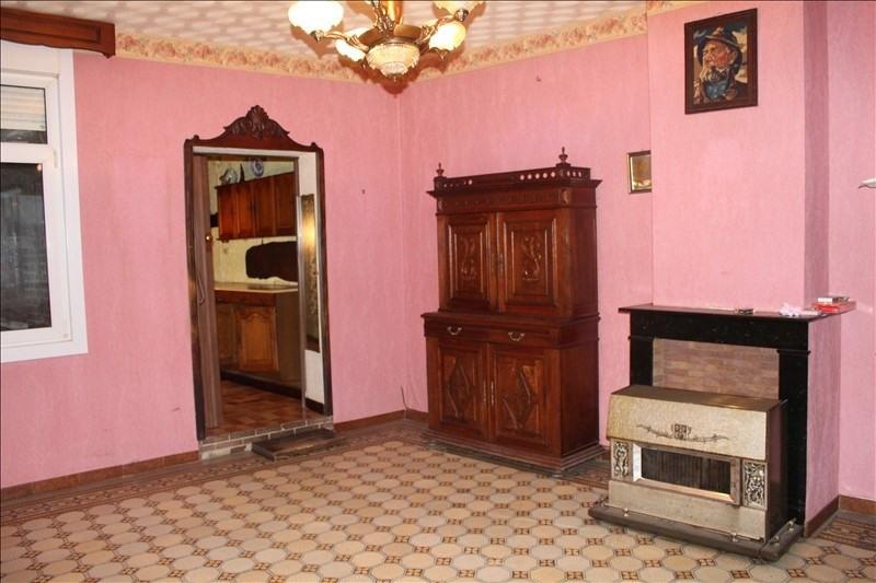 Vente maison / villa Vaulx vraucourt 108600€ - Photo 2