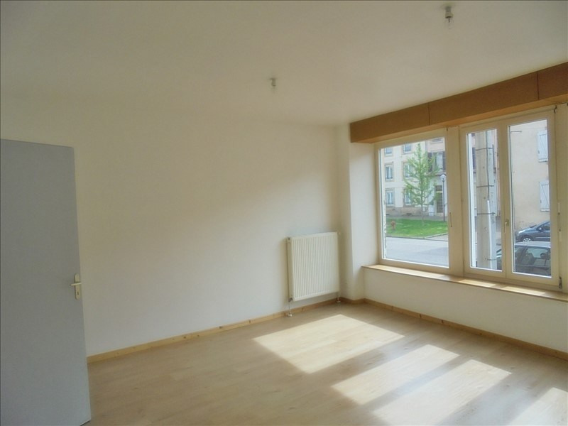 Rental apartment Baccarat 390€ CC - Picture 1