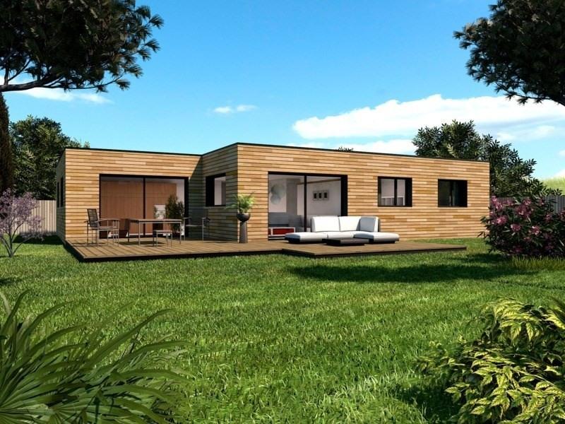 Maison  6 pièces + Terrain 522 m² Landrévarzec par PRIMOBOIS