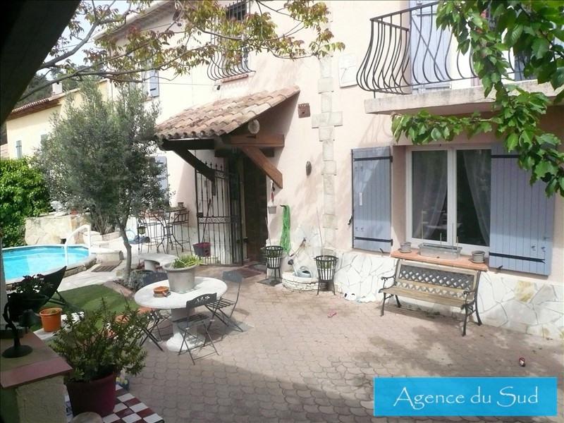 Vente maison / villa St savournin 384000€ - Photo 2