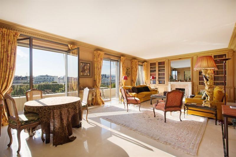 Revenda residencial de prestígio apartamento Paris 16ème 4500000€ - Fotografia 9