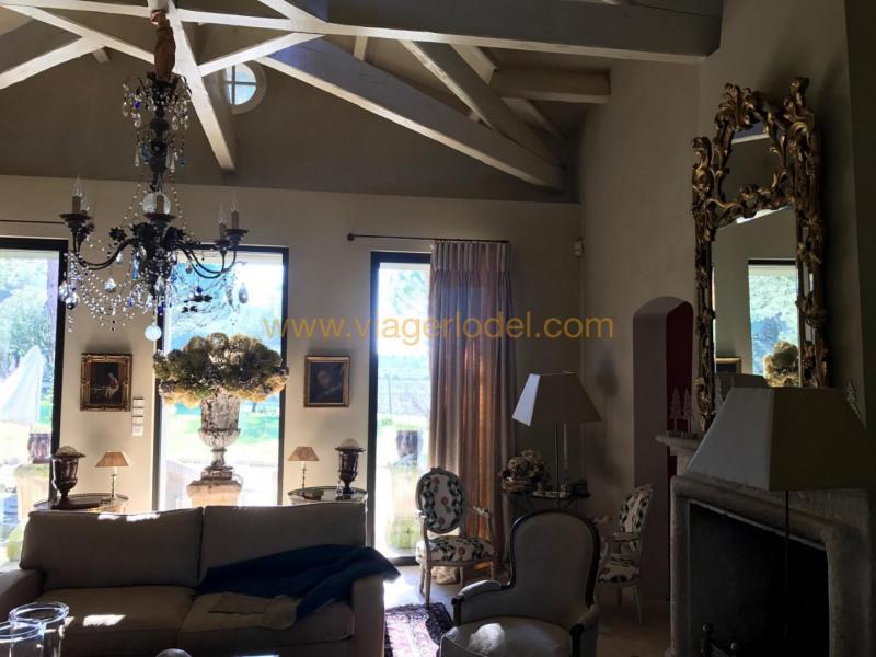 Vitalicio  casa Fabrègues 950000€ - Fotografía 9