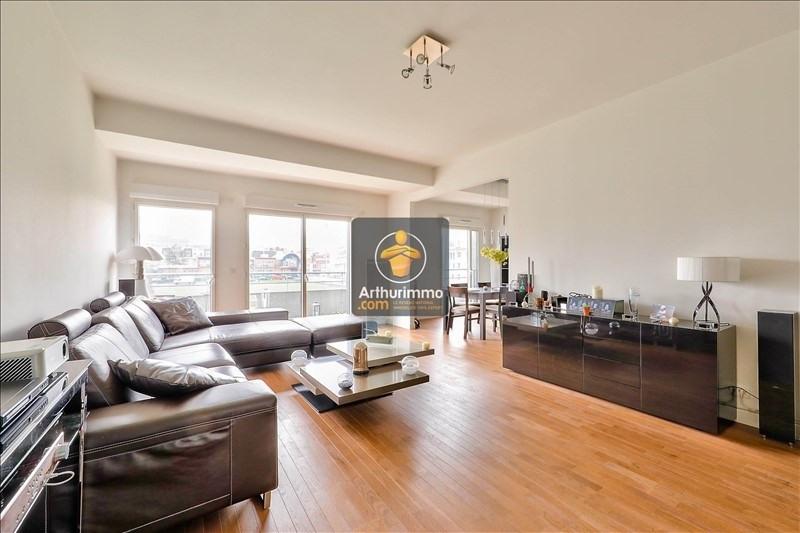 Sale apartment Issy les moulineaux 840000€ - Picture 3