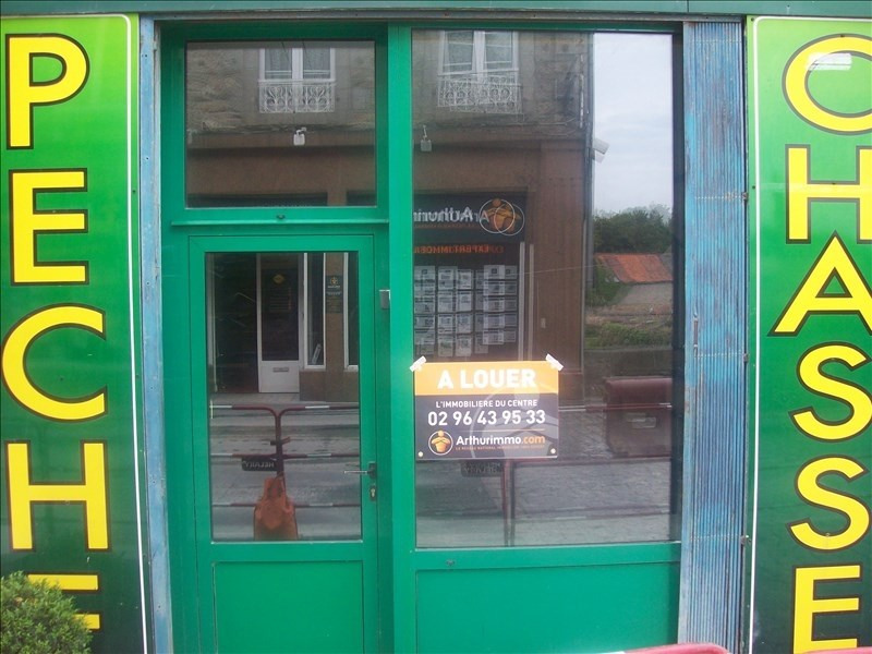 Location local commercial Guingamp 417€ HT/HC - Photo 1