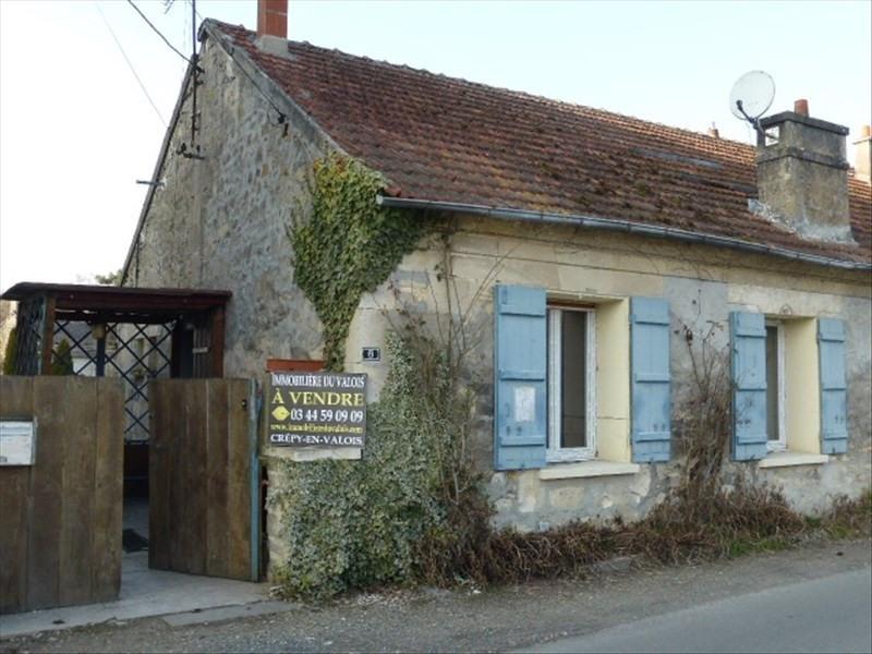 Sale house / villa Crepy en valois 80000€ - Picture 1