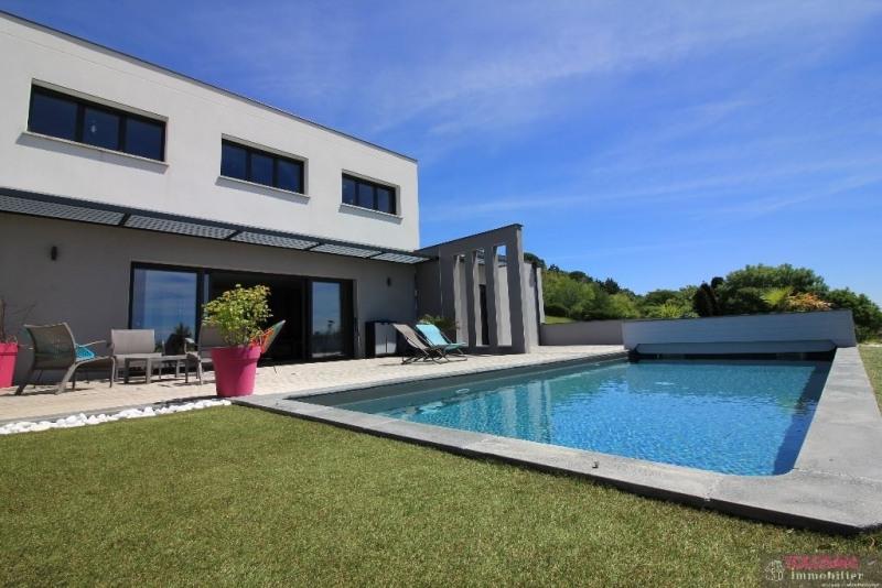 Deluxe sale house / villa Montgiscard secteur 698000€ - Picture 1