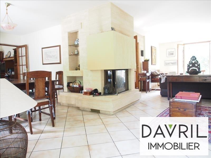 Vente maison / villa Andresy 549000€ - Photo 2