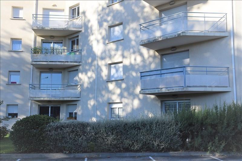 Rental apartment St orens de gameville 610€ CC - Picture 1