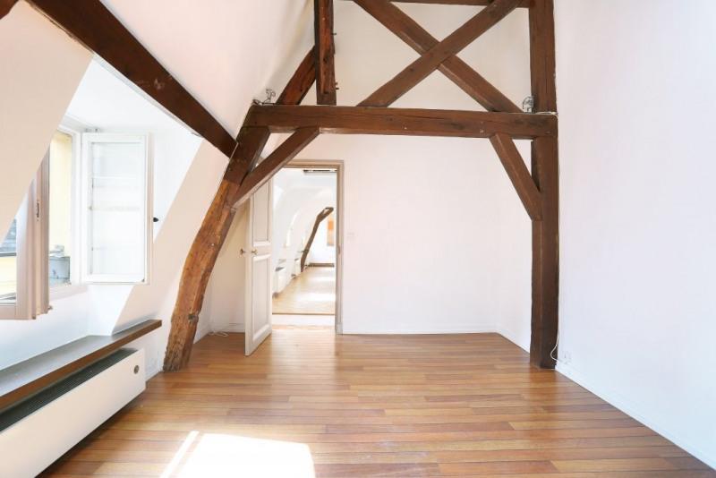Vente de prestige appartement Paris 4ème 777000€ - Photo 8