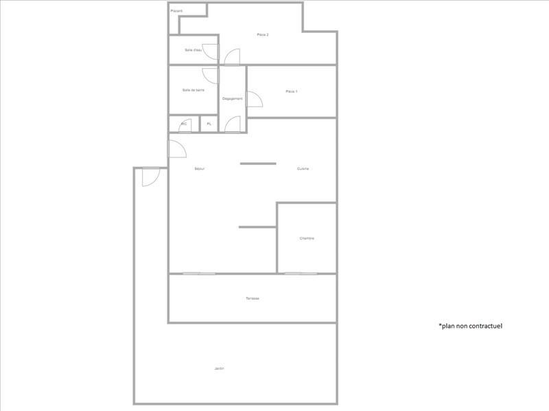 Sale apartment Suresnes 590000€ - Picture 5
