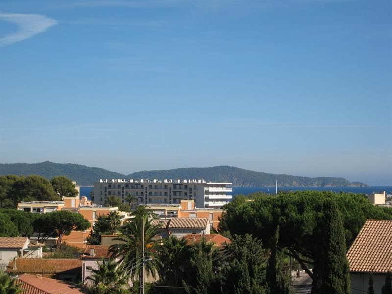 Vacation rental apartment Cavalaire 350€ - Picture 1