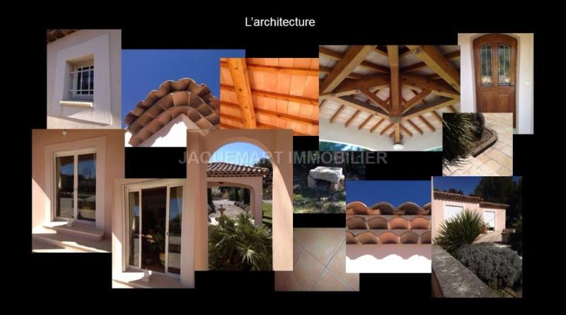 Immobile residenziali di prestigio casa Pelissanne 780000€ - Fotografia 8