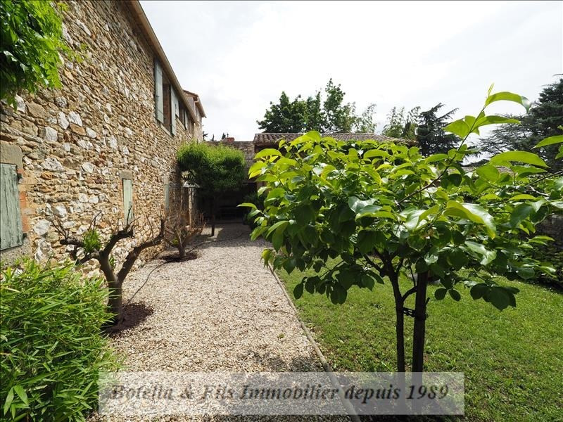 Immobile residenziali di prestigio casa Uzes 849000€ - Fotografia 17