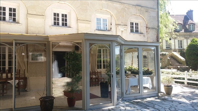 Restaurant + habitation