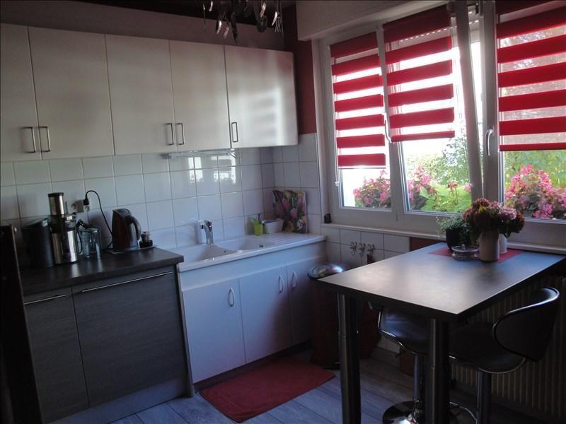 Verkoop  appartement Montbeliard 144000€ - Foto 6
