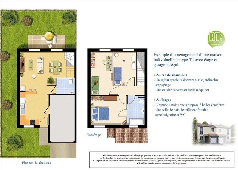 Verkoop  huis Aubignan 175500€ - Foto 4