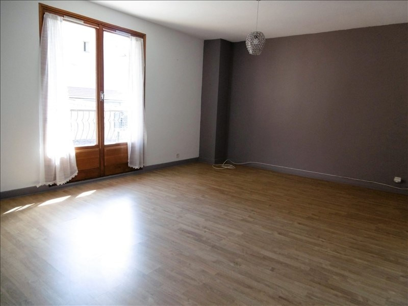 Sale apartment Yenne 136000€ - Picture 1