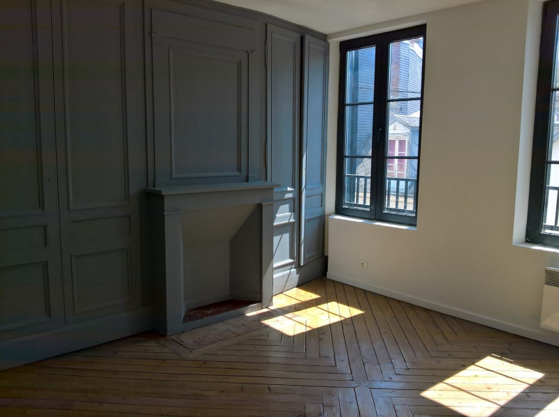 Rental apartment Honfleur 445€ CC - Picture 1