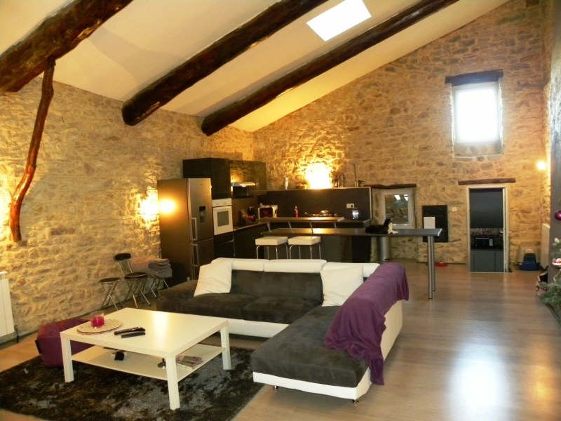 Verkoop  appartement Bagnols sur ceze 126000€ - Foto 1