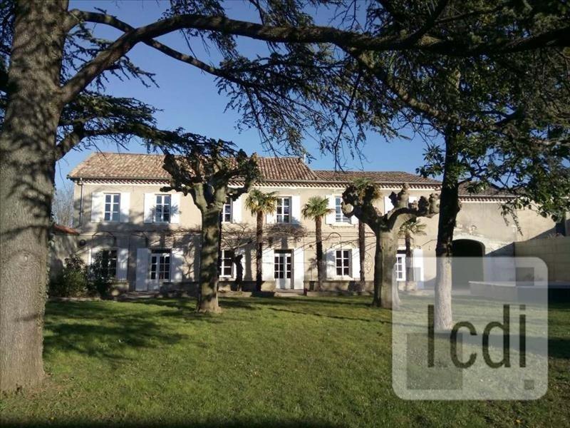 Vente de prestige maison / villa Montélimar 825000€ - Photo 1