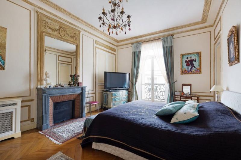 Revenda residencial de prestígio apartamento Paris 16ème 2090000€ - Fotografia 11